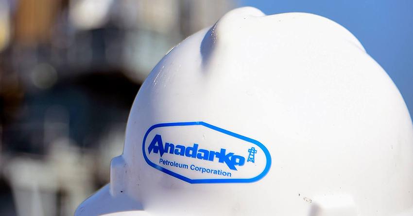 Le groupe pétrolier américain Anadarko passe sous le contrôle de Chevron