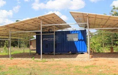 Zambie: le groupe français Engie met en service un mini-réseau électrique dans le village de Chitandika