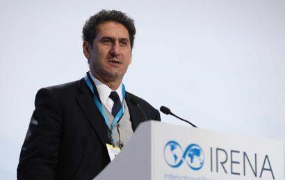 L'Italien Francesco La Camera a pris fonction comme directeur général de l'Irena