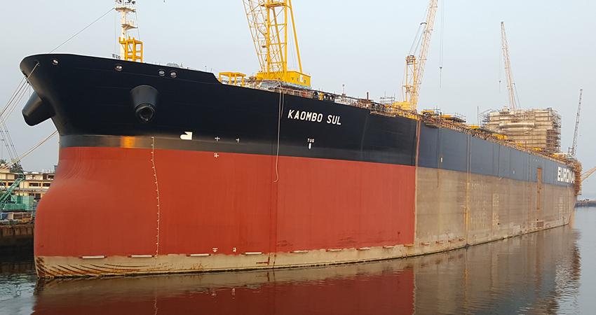 Angola/Pétrole: entrée en production de la deuxième unité du projet Kaombo