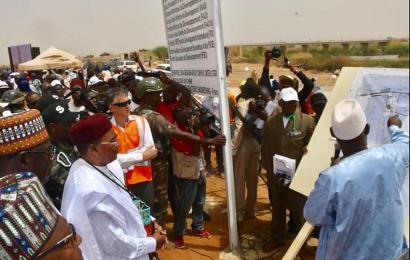 Niger: redémarrage des travaux du barrage hydroélectrique de Kandadji (130 MW)