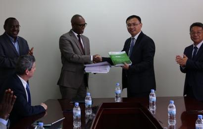 Rwanda: la mise en service de la première turbine du barrage hydroélectrique de Nyabarongo-II prévue au second trimestre 2024