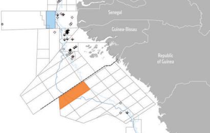 Guinée/ Prospection de pétrole: fin d'une campagne sismique 3D sur les blocs offshore A4 et A5