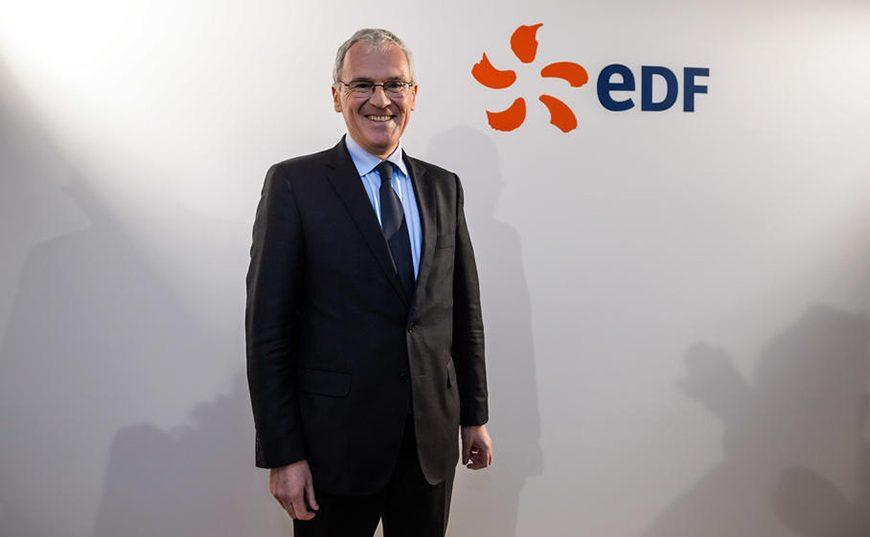 Jean-Bernard Lévy reconduit pour quatre ans à la tête d'EDF
