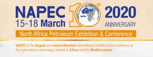 10th North Africa Petroleum Exhibition and Conference (NAPEC 2020) @ Centre de convention d'Oran, Algérie