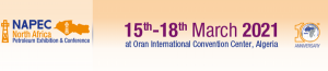 10th North Africa Petroleum Exhibition and Conference (NAPEC 2021) @ Centre de convention d'Oran, Algérie