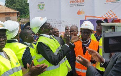 Côte d'Ivoire: 1858 localités à électrifier d'ici fin 2020 dans le cadre du Proner