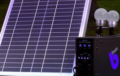 Rwanda/Solutions solaires hors réseau: BBOXX obtient un prêt de 08 millions de dollars de la FEI OGEF