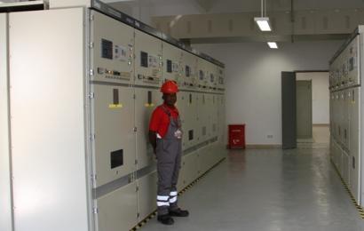 Angola: l'entreprise Power Construction Corporation of China a livré la sous-station électrique de Belo Monte