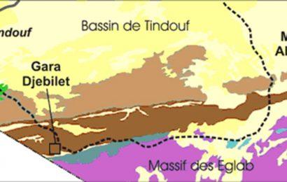 Algérie: découverte d'hydrocarbures dans le bassin de Tindouf
