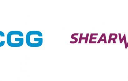 Accord de partenariat entre le spécialiste français des géosciences pour l'industrie pétrolière CGG et le norvégien Shearwater