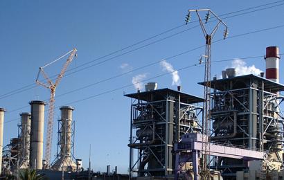 Tunisie: les nouvelles centrales électriques à gaz de Radès et de Monarguia généreront 1050 mégawatts (officiel)