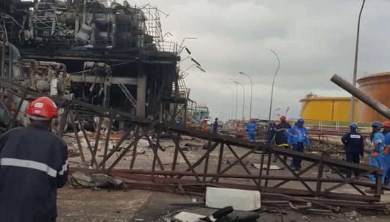Cameroun : 30 jours pour livrer les résultats de l'enquête sur les causes, les responsabilités et la gestion de l'incendie survenu à la Sonara le 31 mai