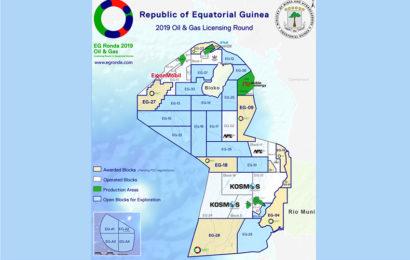 Guinée équatoriale: 09 blocs pétroliers attribués dans le cadre du cycle de licences 2019