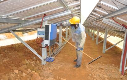 Cameroun : la mise en service des centrales solaires de Maroua et Guider prévue en 2020 (Eneo)