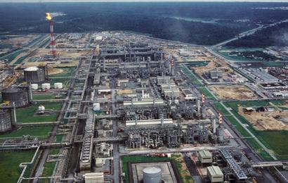 Nigeria: décision finale d'investissement pour le 7e train de liquéfaction de gaz naturel à l'usine de Bonny Island