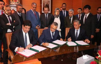 Maroc: la mise en service du parc éolien de Taza projetée vers fin 2021