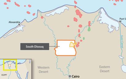 Egypte : SDX Energy vise une production de 50 millions de pieds cubes de gaz par jour dans la concession South Disouq début 2020