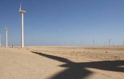Egypte: le parc éolien de Ras Ghareb (262,5 MW) en production