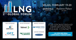 2nd Global LNG Forum @ Starhotels Business Palace, Milan
