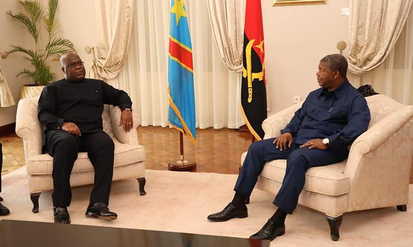 Des équipes techniques de RDC et d'Angola vont se rencontrer « dès que possible » pour le calendrier d'exploitation du pétrole de leur zone commune