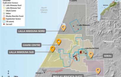 Maroc: de 1,3 à 1,9 milliard de pieds cubes de gaz récupérables dans le puits OYF-2 (SDX Energy)