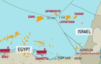 Avec le partenariat avec Israël, l'Égypte ambitionne de devenir un «hub» régional dans le domaine du gaz