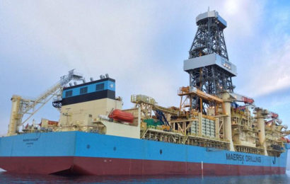 Maersk Drilling remporte 46,3 millions de dollars de contrats auprès de Total pour le forage de trois puits en Angola et en Namibie
