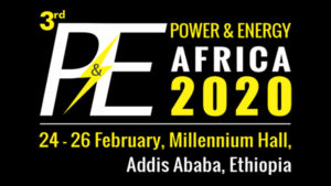Power and Energy Africa 2020 @ Millenium Hall, Addis-Abeba