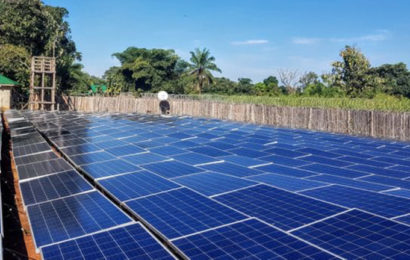RCA: la Chine va réaliser un parc solaire de 15 MW à Sakaï sous forme de don