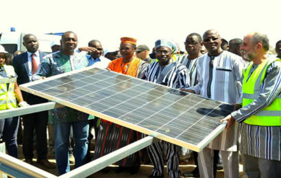Burkina Faso: la centrale solaire de Pâ produira la consommation d'électricité de 150 000 personnes