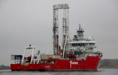 Ghana: Fugro retenue par Aker Energy pour réaliser des études sur les fonds marins et sous-marins du champ Pecan