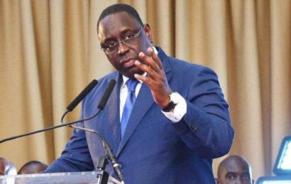 Le Sénégal attend ses premiers mètres cubes de gaz en 2022 et ses premiers barils de pétrole en 2023 (Macky Sall)