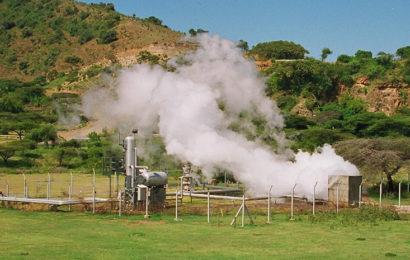 Ethiopie: le début des opérations commerciales de la centrale géothermique d'Aluto Langano de 05 MW projeté en août 2021