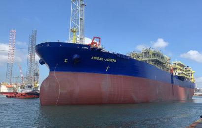 Nigeria: l'arrivée du FPSO Abigail-Joseph dans les champs pétroliers Anyala et Madu prévue en mai (constructeur)