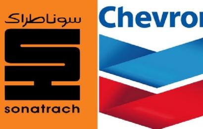 Partenariat entre Chevron et la Sonatrach pour l'exploration et l'exploitation des hydrocarbures en Algérie
