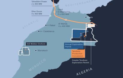 Maroc: Sound Energy revoit sa stratégie pour la mise en valeur du champ gazier Tendrara