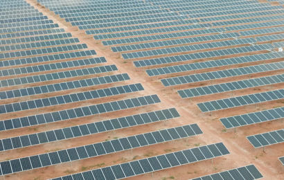 Afrique du Sud: le complexe solaire d'Upington (258 MW) complètement opérationnel