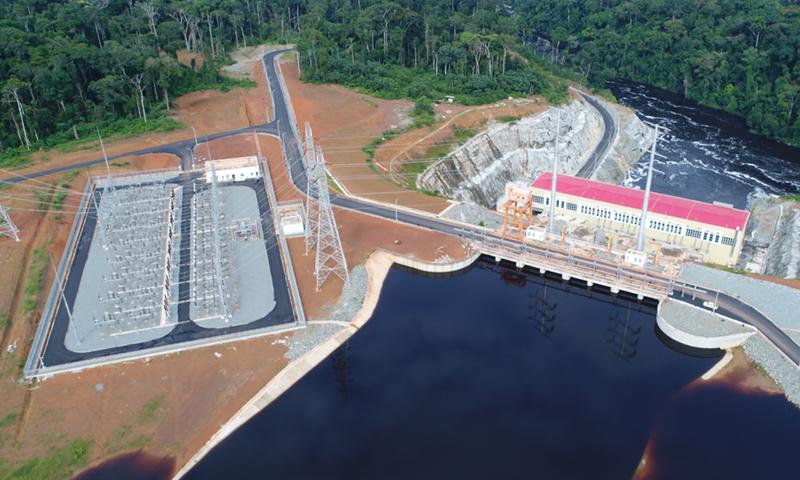 Cameroun: la gestion du barrage hydroélectrique de Memve'ele formellement concédée à EDC
