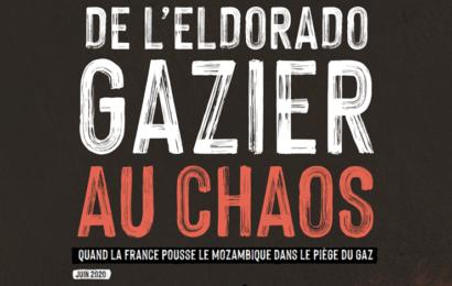 La France accusée par une ONG «d'amorcer une bombe climatique» avec les projets gaziers de l'Area 1 et 4 au Mozambique