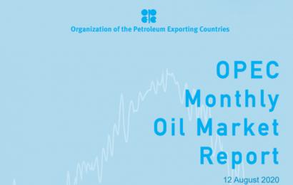 Les pays membres de l'Opep ont pompé 23,17 millions de barils par de pétrole par jour en juillet 2020