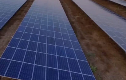 La Namibie et le Botswana comptent développer conjointement 5 000 MW de centrales solaires