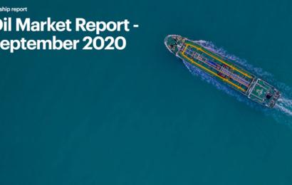 Demande pétrolière mondiale: l'AIE s'attend à une chute annuelle de 8,4 millions de barils par jour en 2020