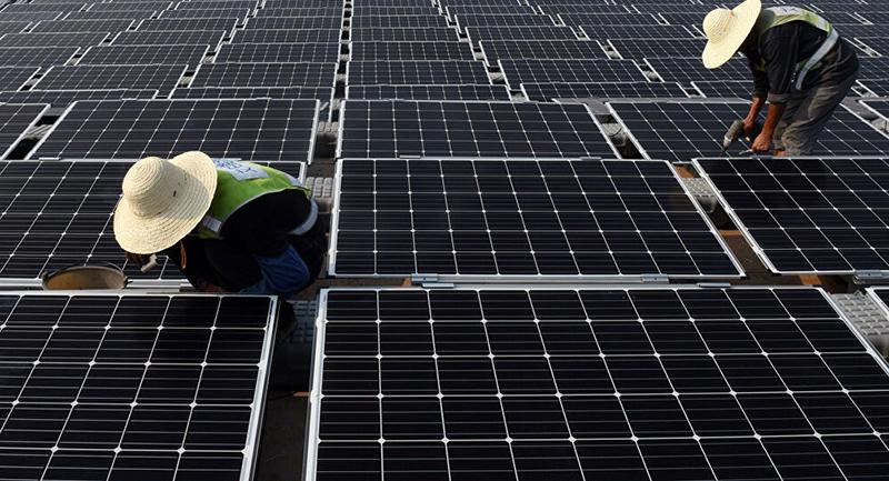 Zambie: les centrales solaires de 600 MW de PowerChina seront reliées au réseau en 2021