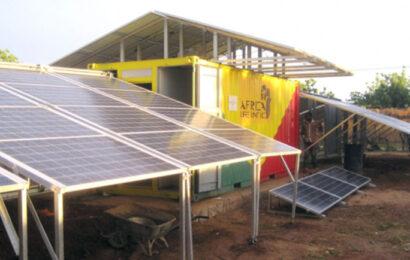 EDF renouvelables prend une participation de 29% dans le capital d'Ecosun Innovations, startup active en Afrique