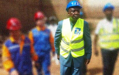 """Cameroun/Signature de la concession de stockage d'eau : """"un jour exceptionnel"""" pour EDC (Théodore Nsangou)"""