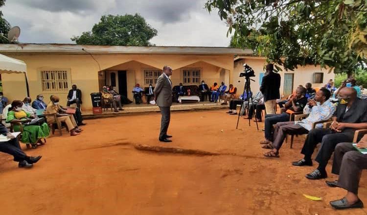 """Cameroun: la ligne de transport d'électricité du barrage de Memve'ele à Yaoundé """"d'ici la fin de l'année 2020"""" (EDC)"""