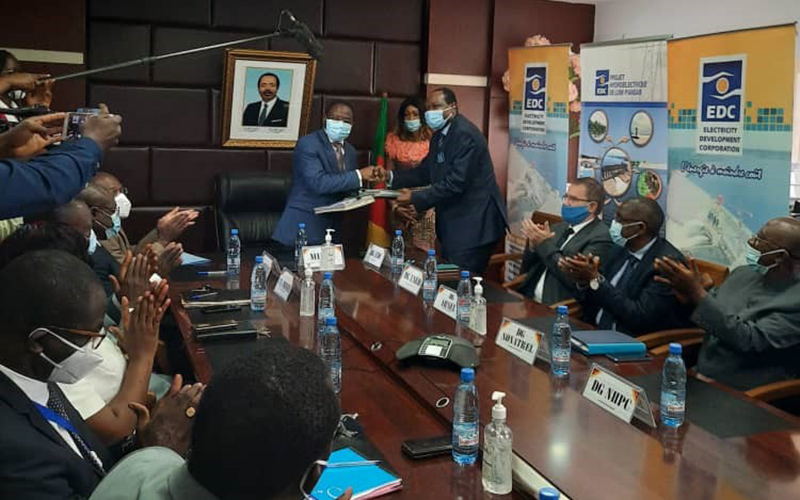"""Cameroun/Hydroélectricité: EDC obtient le """"confort juridique"""" pour collecter les droits d'eau auprès des producteurs"""