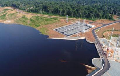 """Cameroun: le coût de production de l'énergie du barrage de Memve'ele chiffré à """"moins de 44 FCFA"""" le kWh"""
