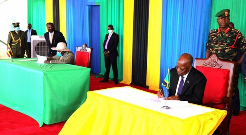 Ouganda-Tanzanie: le démarrage des travaux du projet d'oléoduc d'Afrique de l'Est annoncé pour fin 2020